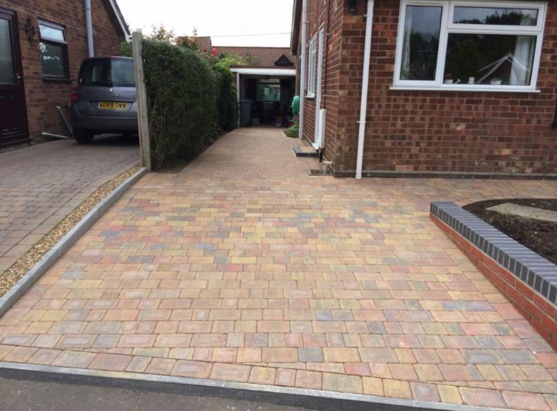 driveway block paving