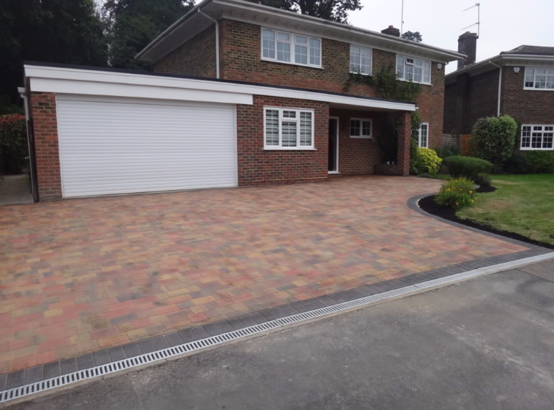 Swindon block paving