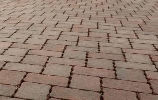 Alpha flow block paving by Brett Landscaping