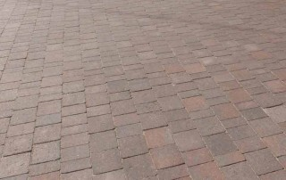 Alpha Trio for block paving by Brett Landscaping