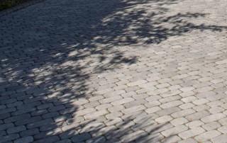 Aura Trio block paving by Brett Landscaping