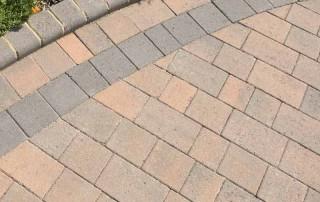 Beta block paving by Brett Landscaping