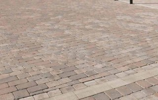 Alpha block paving by Brett Landscaping